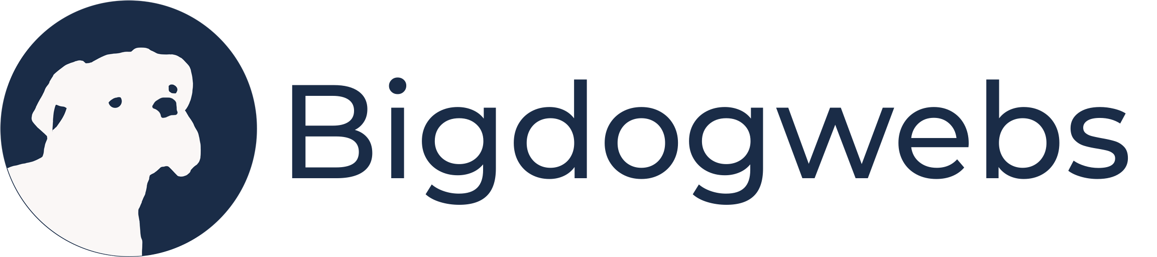 Bigdogwebs logo